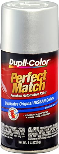 Dupli-Color Ebns06017 Silver Metallic Nissan Perfect Match Automotive Paint