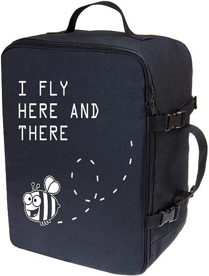 102 Bagaglio a mano per Ryanair Multifunzione Zaino da Viaggio Bagaglio Borsa per Aereo cabina da viaggio Ideale per i voli Dimensioni 40x25x20cm Ape