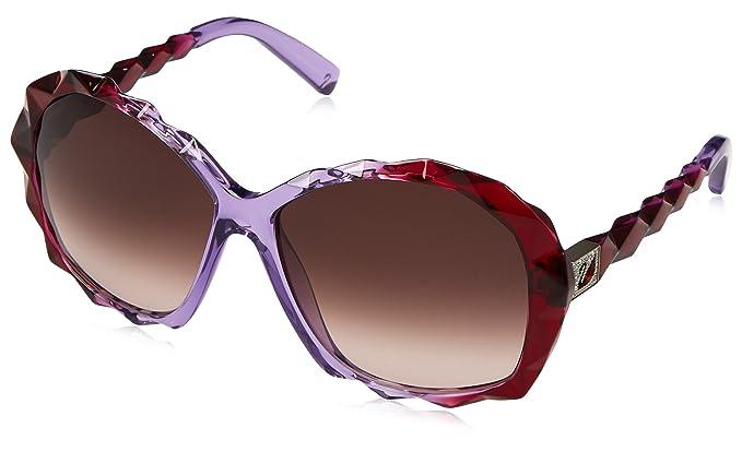 44fb1dc522 SWAROVSKI Women s SK0002-6077T Sunglasses
