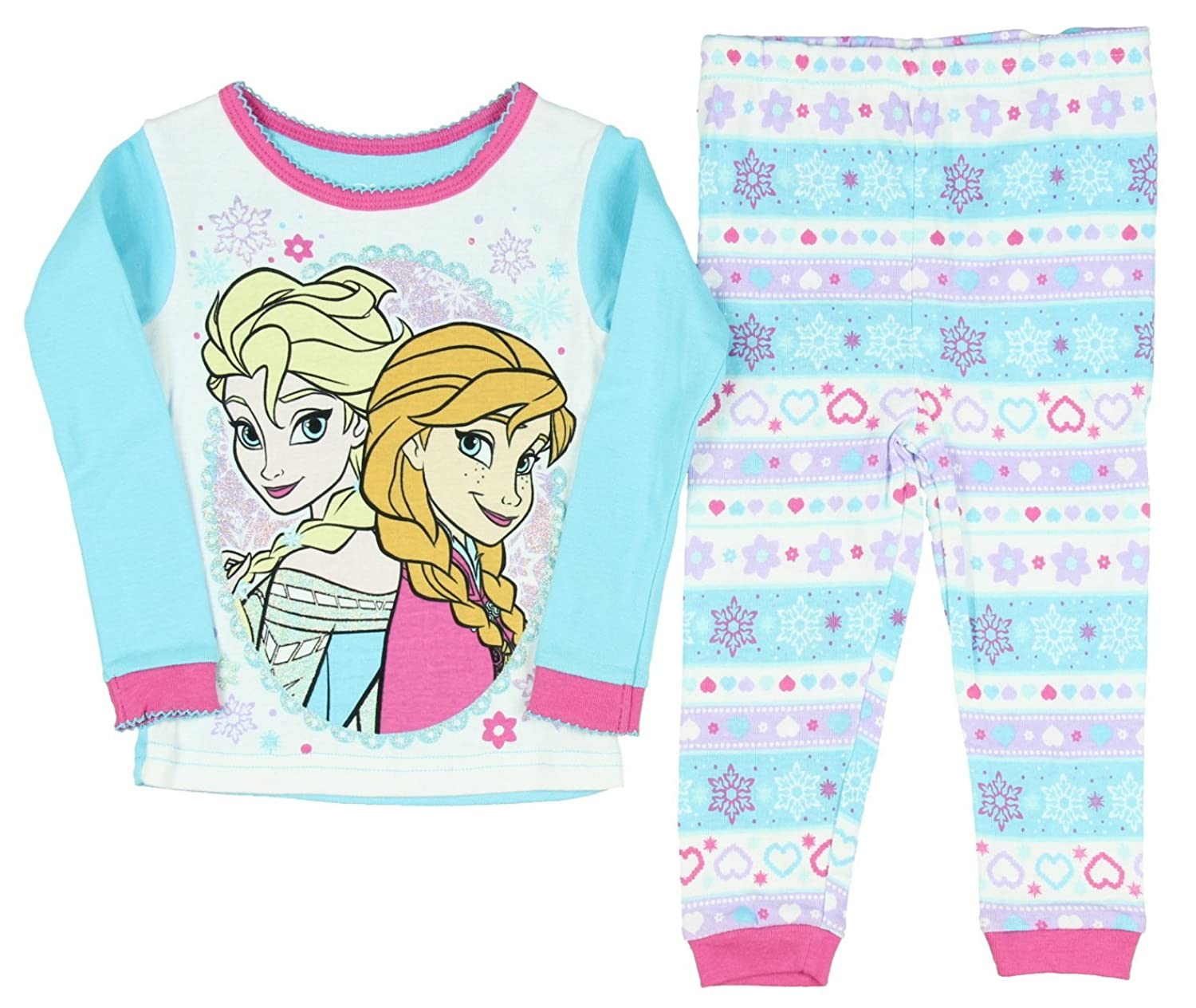 Disney Frozen Glitter Little Toddler Image 1