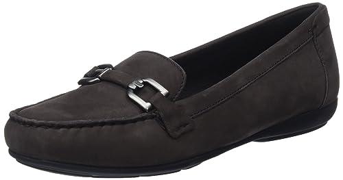 Geox D Annytah Moc A, Mocasines para Mujer: Amazon.es: Zapatos y complementos