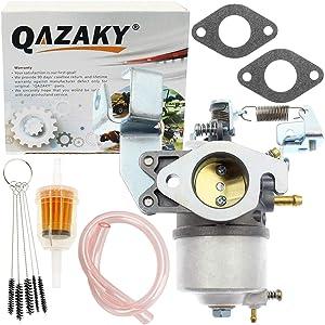 QAZAKY Carburetor Replacement for Yamaha Golf Cart Gas Car G2 - G5 G8 G9 G11 4-Cycle Stroke Engine 1985-1995 Carb J38-14101-00 J38-14101-01 J38-14101-02