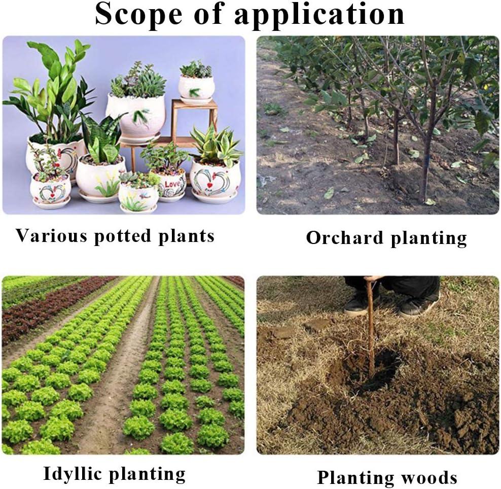 TIMESETL Jardín Excavadora de Taladro, Broca Espiral Tierra Plantar y Excavar, Taladro Sembradoras para Ahoyadora Profundamente, Herramientas para Flores Plantando árboles Arbustos: Amazon.es: Jardín