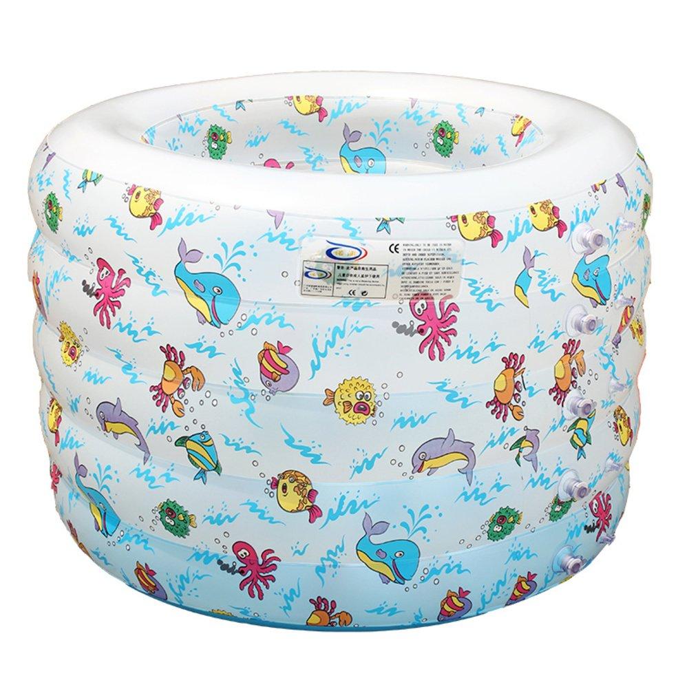 Baby-Pool/Steigerung und Verdickung des Runde Pools/Aufblasbare Babypool/Neonatale Schwimmbad-A