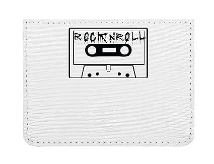 Cassette, RocknRoll Artwork Estuche para Tarjetas de ...