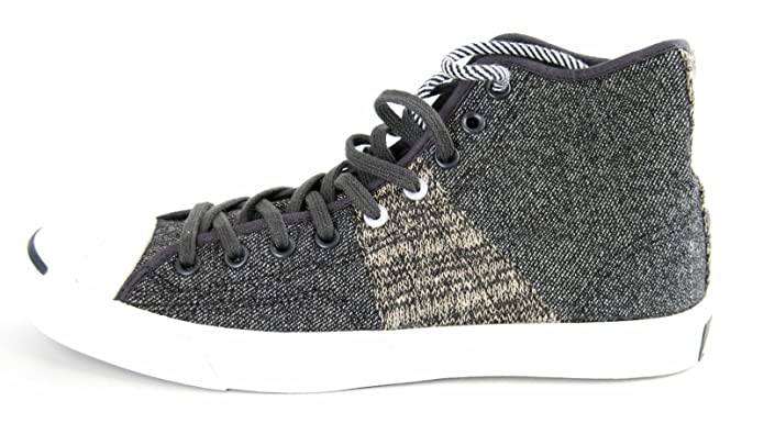 Converse Mens Shoes JP Johnny FS Hi Stretch Limo  Amazon.co.uk  Shoes   Bags efcfc78ae