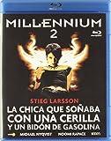 Millennium 2: La chica que soñaba con una cerilla y un bidón de [Blu-ray]