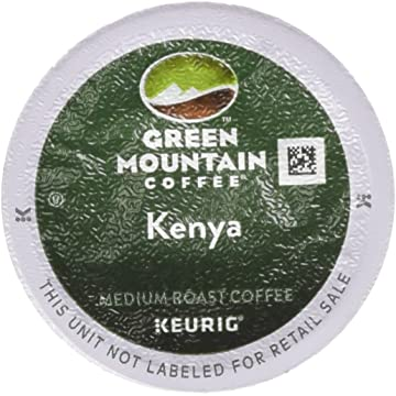 reliable Green Mountain Coffee Kenya