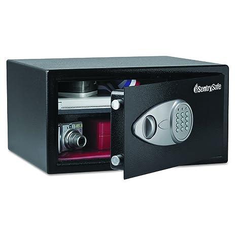 Image result for Black, 1.0 cu. ft. Electronic Lock Security Safe