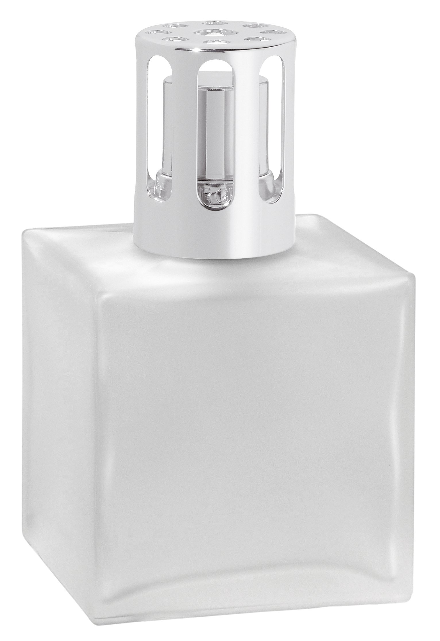 Lampe Berger Lamp - Cube Frosted by Lampe Berger