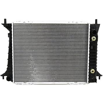 evan-fischer eva27672031455 Radiador para Lincoln Thunderbird 94 – 97 8 cilindros (W/