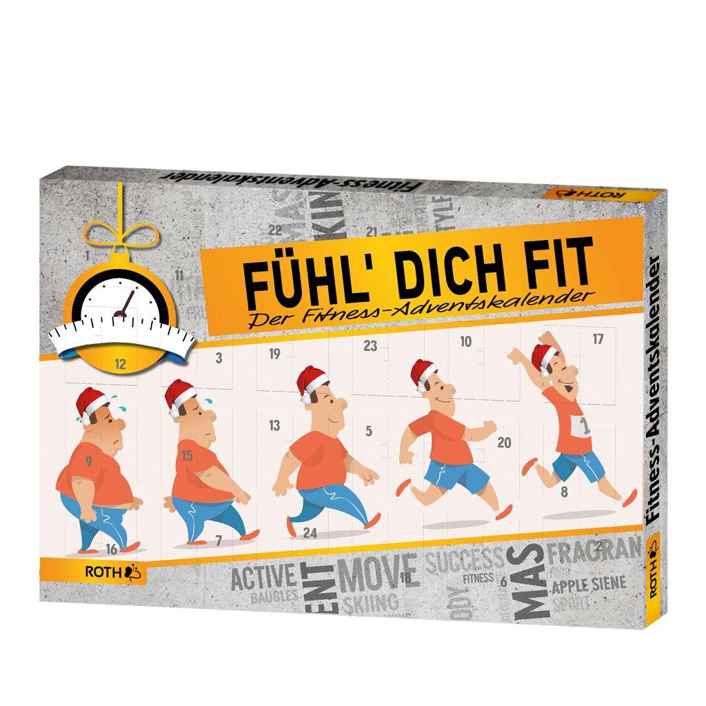 Amazon.de: Roth R80246 Glücksgefühl-Adventskalender Adventskalender ...