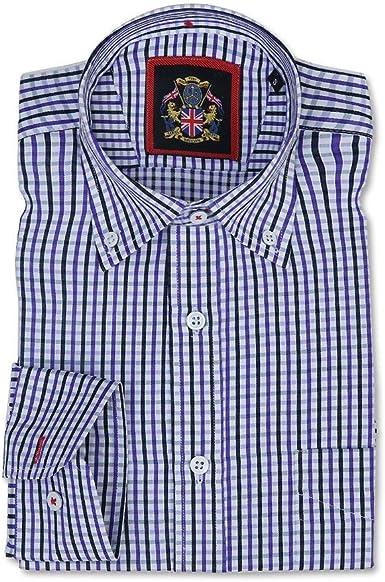 Camisa de manga larga para Hombres, Modelo Winchester a cuadros ...