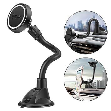 ipow Support Téléphone Voiture Magnétique Puissant avec Ventouse Forte 299c1268580