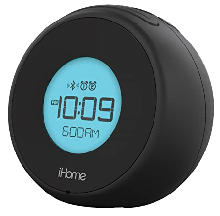 Review iHome iBT18BC Bluetooth Dual