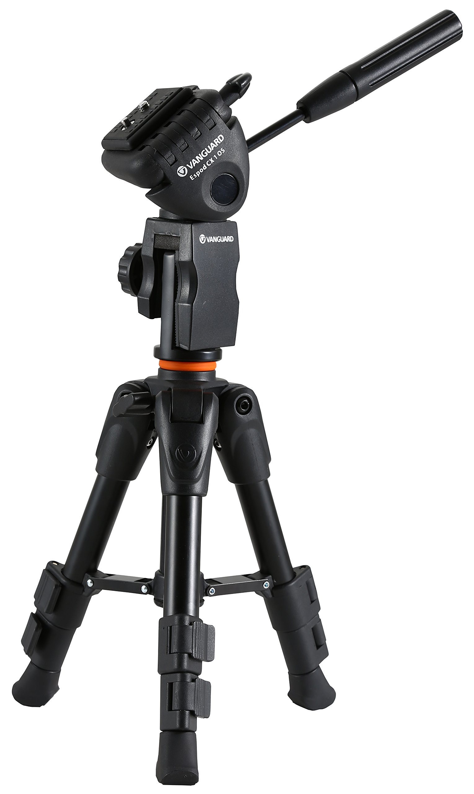 Vanguard Espod CX 1 OS - Pincer Table Tripod with Ball Head - Black by Vanguard (Image #1)