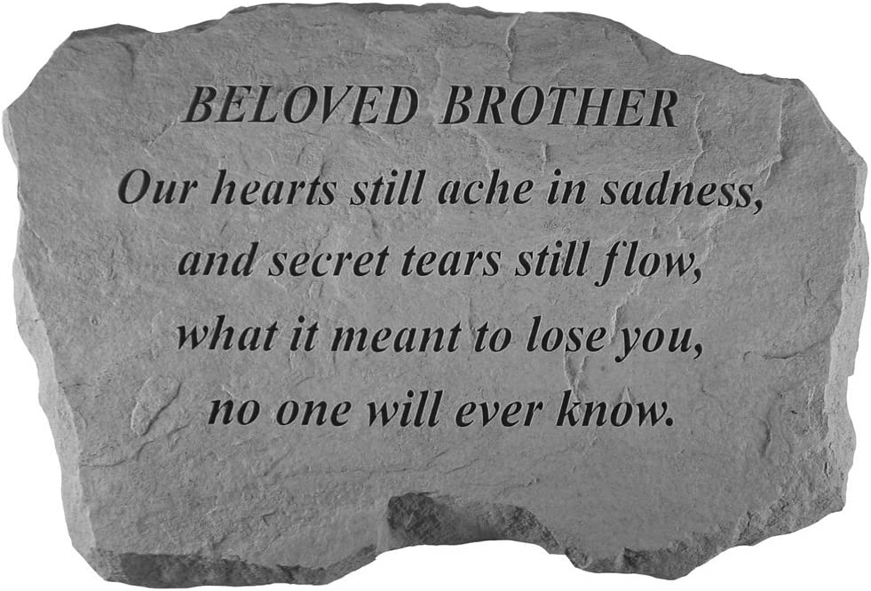 Kay Berry Inc Brother-Our Hearts Still ache…, Multi Color