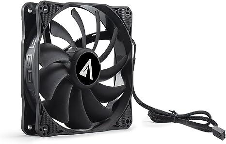 Abysm Breeze - Ventilador Gaming para PC de 11 aspas (PWM, 120 mm ...