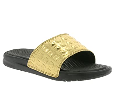 NIKE WMNS Benassi JDI Ultra Premium Schuhe Damen ...