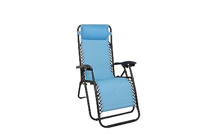 Sedia A Sdraio Classica Lafuma : Sedie da esterno sdraio ebay