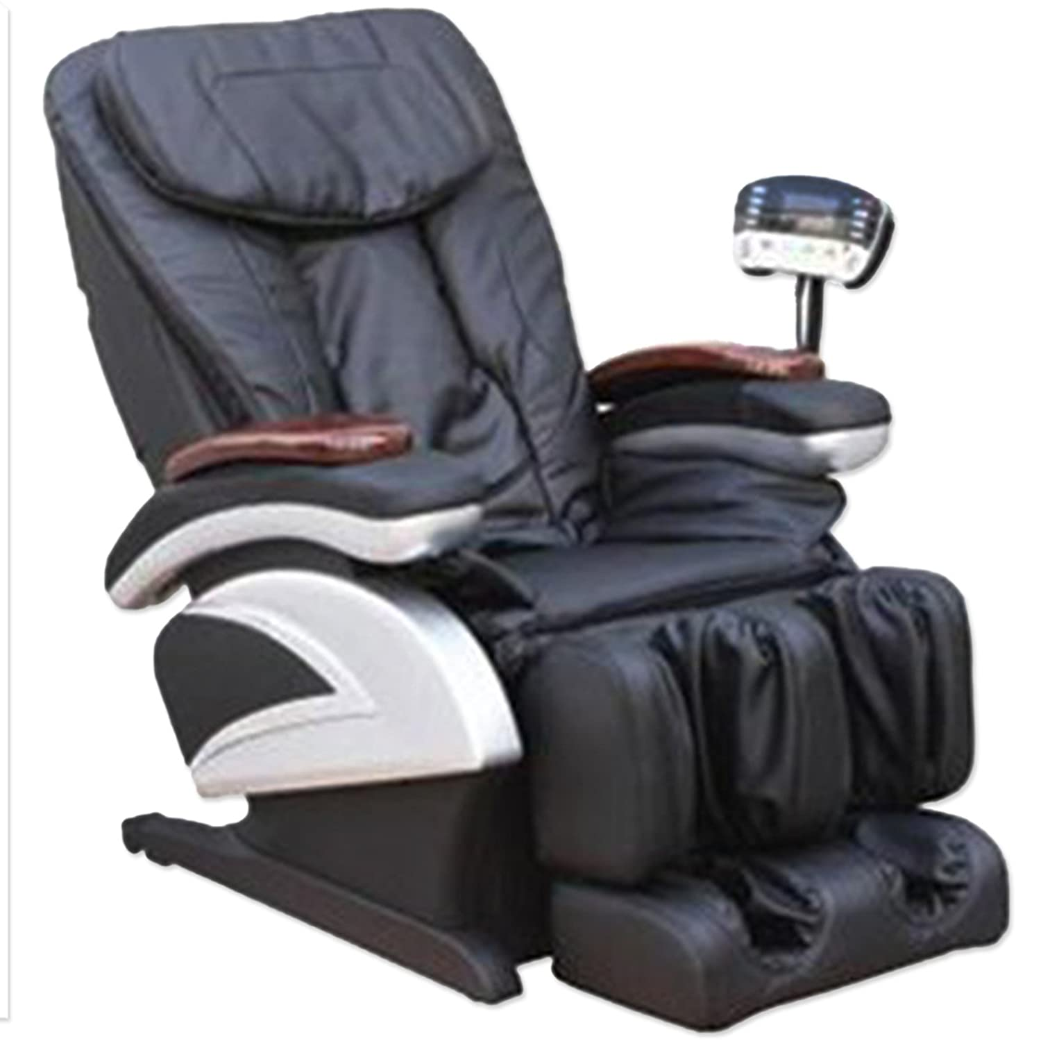 Amazon Black Full Body Shiatsu Massage Recliner Chair heater