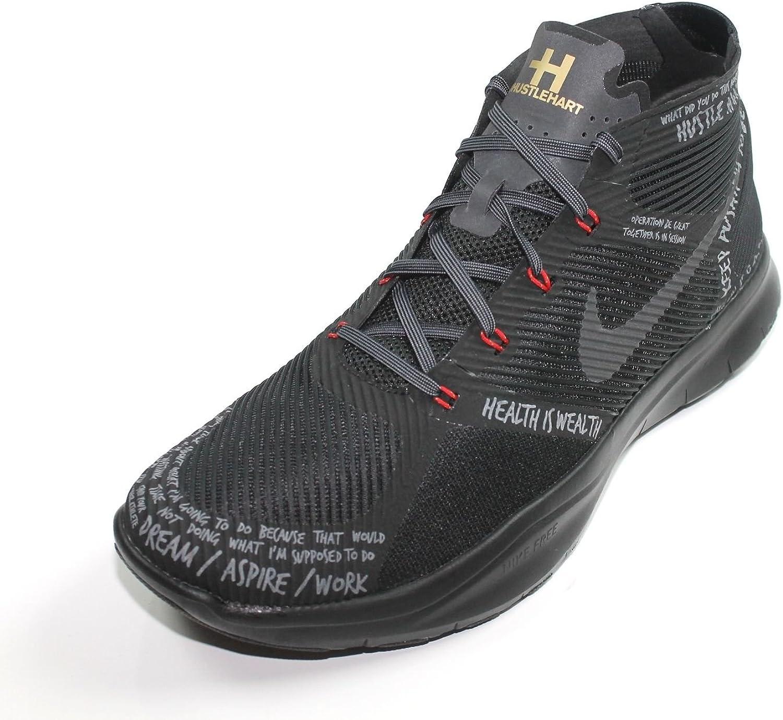 Nike Free Train Instinct Hart Black
