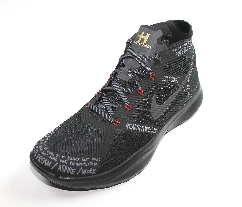 a9b274bb0c126 Nike Free Train Instinct Hart Black 848416-001 New Size 7.5 Kevin Hart  Trainer  Amazon.ca  Shoes   Handbags