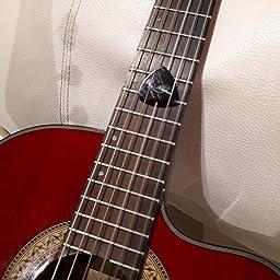 Amazon Co Jp カスタマーレビュー Melorudo メロルド デザインギターピック Guitar Pick トライアングル おにぎり型 Triangle エレキギター アコースティックギター クラシックギター ベース等の練習に最適な大量セット ブラック M ミディアム Medium 50枚