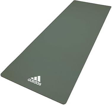 Amazon.com: Adidas - Esterilla de yoga, 8mm: Sports & Outdoors