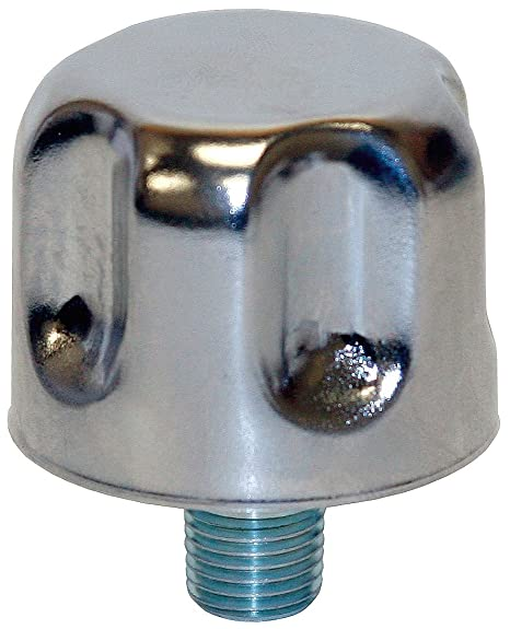 Vent Plug, 1/2 NPT, 1-15/32 In