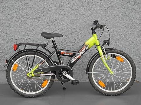20 pulgadas Texo Niños Bicicleta 3 marchas Easy Rider contrapedal ...
