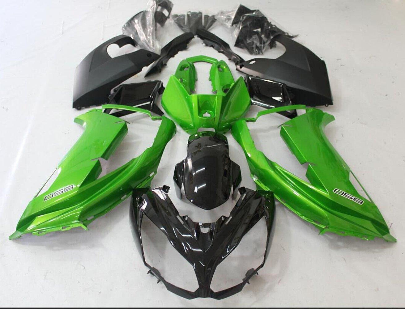 Amazon.com: ZXMOTO Motorcycle Bodywork Fairing Kit for ...