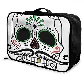 Amazon.com: Bolsa de viaje con asa para equipaje), lagan ...