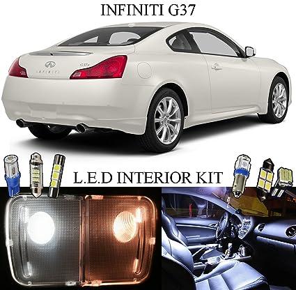 Amazon 2013 Infiniti G37 Coupe Xenon White Led Interior Package