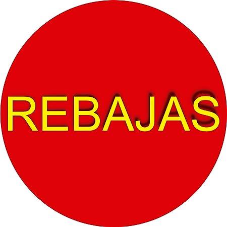 Vinilo Rebajas 60x60cm | Adhesivo Duradero y Económico ...