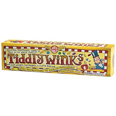House of Marbles - Tiddlywinks Traditional Games: Toys & Games