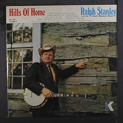 RALPH STANLEY - hills of home - .com Music