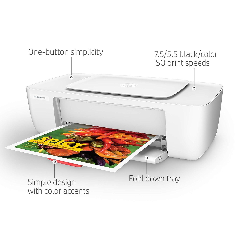 hp deskjet 1112 printer driver for mac