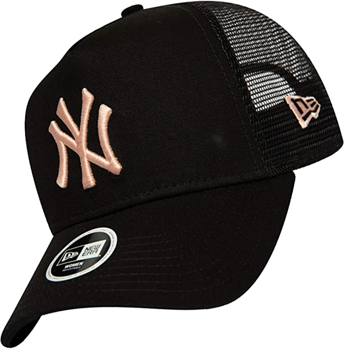 Nouveau Homme New Era Bleu 9 Forty New York Yankees Coton Cap Casquettes de Baseball