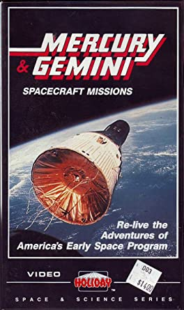Gemini Space Program >> Amazon Com Mercury Gemini Spacecraft Missions Re Live The