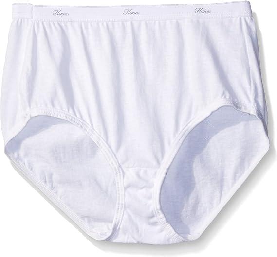 Underwear Hanes Briefs Panties New Women/'s Cool /& Comfortable Cotton 6 Pack