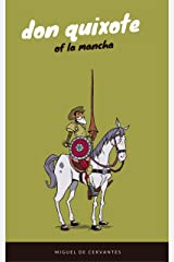 Don Quixote (EverGreen Classics) Kindle Edition