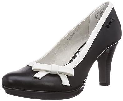 c312e9f9d201ca Bugatti Women s W66796n Closed Toe Heels  Amazon.co.uk  Shoes   Bags