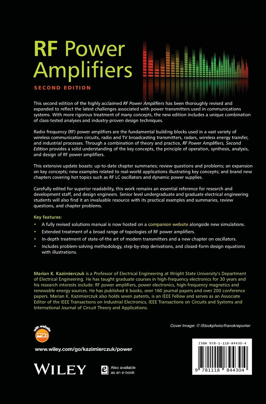 Buy Rf Power Amplifiers Book Online At Low Prices In India Amplifiercircuit Theoscillatorcircuitoftheradiofrequency Reviews Ratings