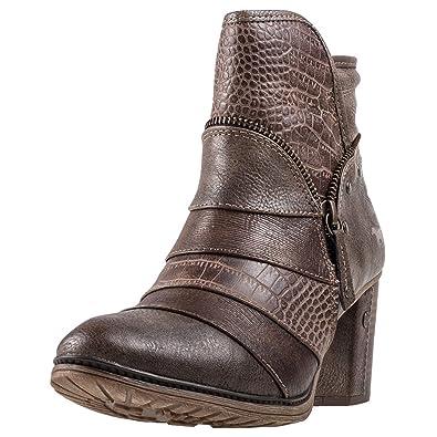 MUSTANG SHOES - 1199 517 - BOOTS - GRIS graphite  Amazon.fr ... 4c4d2b909985