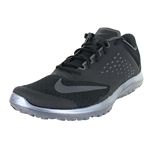 save off 2a9c3 6adeb MENS FS LITE RUN 2 NEGRO ANTRACITA-OSCURO GRIS-WHI TAMA O 9  Amazon.es   Zapatos y complementos