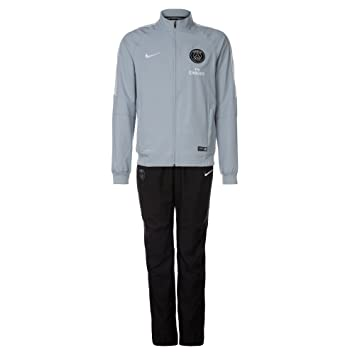 Nike Paris Saint Germain Squad Sideline Woven Warm-up Ensembe ...