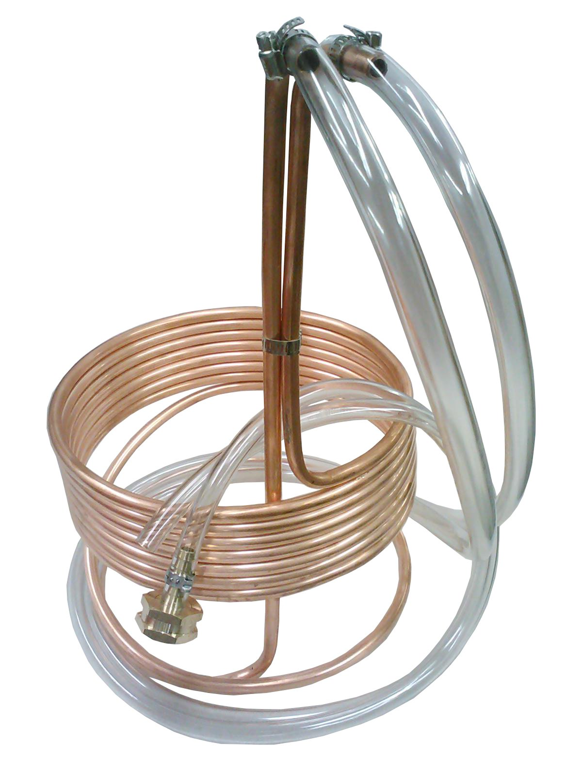 Copper Immersion Wort Chiller by Home Brew Stuff