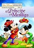 El Príncipe y el mendigo: Cortos clásicos Disney - Vol. 3 [DVD]