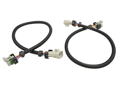 Amazon.com: Michigan Motorsports LS1 Coil Extension Harness ... on ls standalone wire harness, 6.0 vortec wire harness, standalone lsx wire harness,